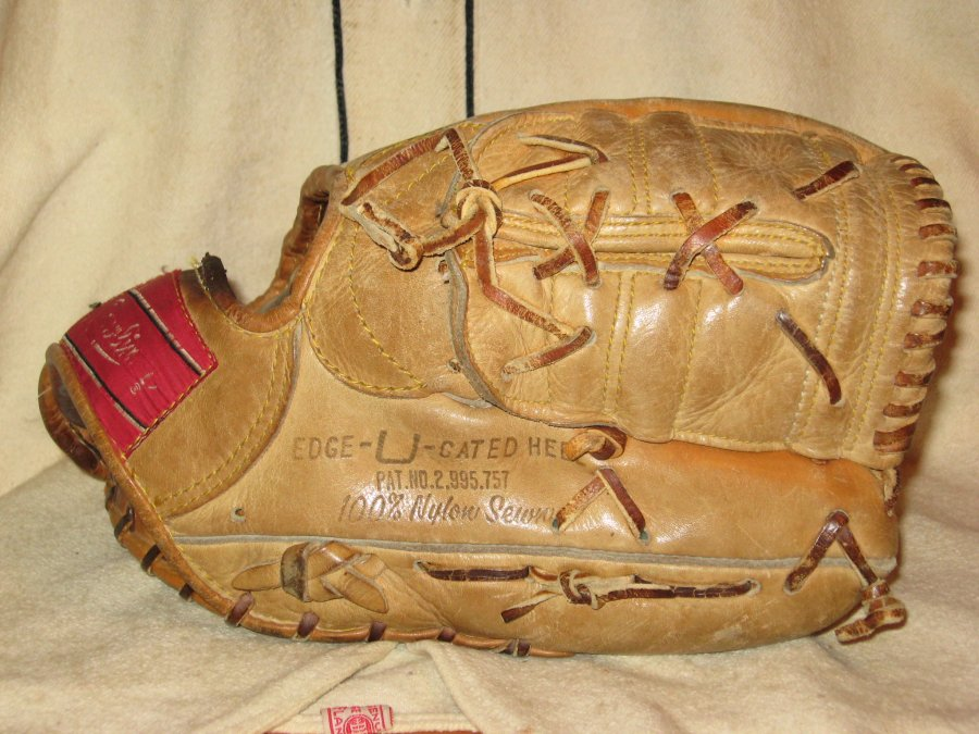 Vintage Baseball Gloves & Mitts for Sale by Bruce Rodgers