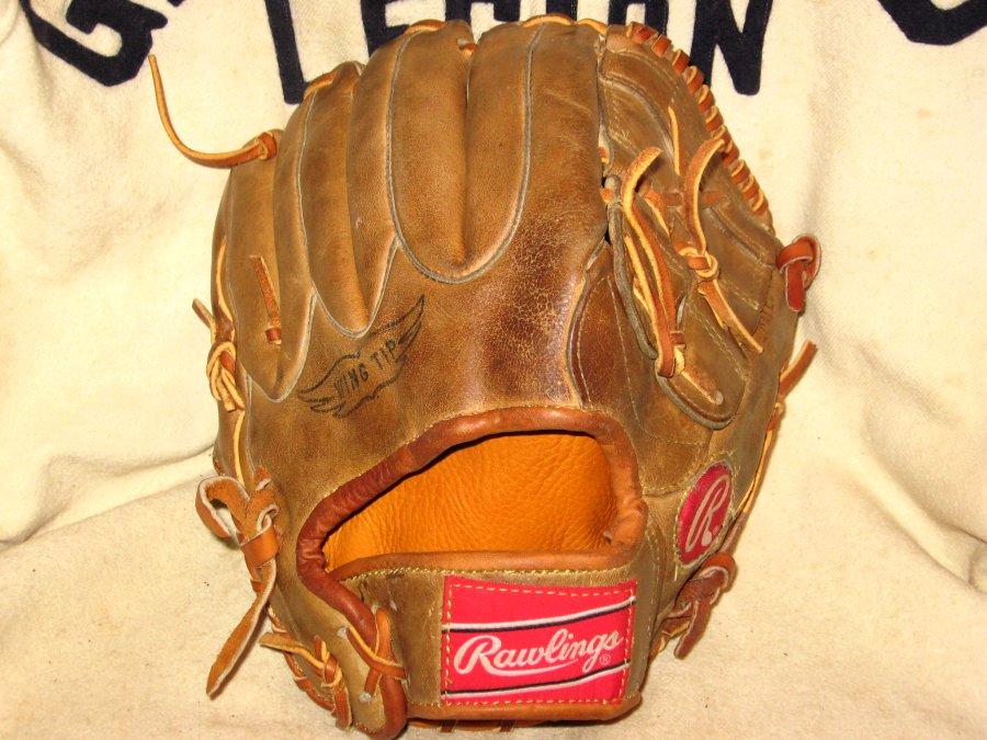 Vintage Baseball Gloves For Sale Bruce Rodgers Rawlings Xpg6 Reggie Jackson Glove