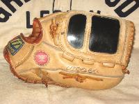 Mizuno Opti-Web vintage baseball glove