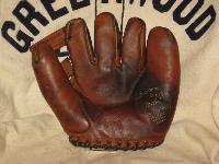 1940s Bill Doak 5BD Glove